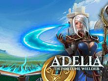 Получите приз на автомате Adelia The Fortune Wielder