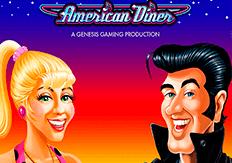 Новый игровой автомат American Diner
