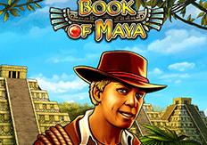 Слот Book of Maya
