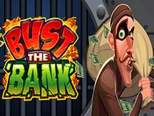 Поймайе удачу за хвост на аппарате Ограбление Банка