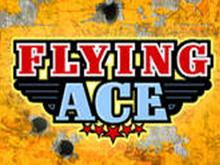 Запустите игровой автомат Летающий Асс в виртуальном казино Вулкан