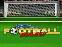 Ставки и выплаты в онлайн-автомате Правила Футбола в казино GMS