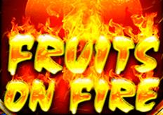 Игровой аппарат Fruits on Fire