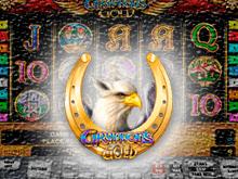 Везучий игровой онлайн-автомат Золото Грифона в казино GMS