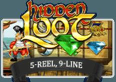 Игровой автомат Hidden Loot