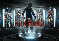 Слот Iron man 3