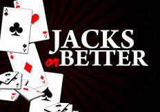 Игровой аппарат Jacks or Better