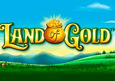 Игровой аппарат Land Of Gold
