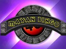Mayan Bingo — игровой аппарат о числовой лотерее Бинго