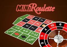 Рулетка Mini Roulette
