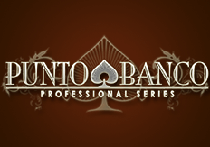 Карточная игра Punto Banco Pro Series