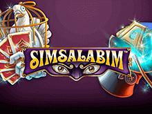 Игровой автомат на настоящие деньги Сим-Салабим