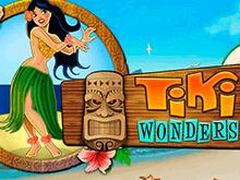 Виртуальный игровой аппарат Чудеса Тики для ставок в казино GMS