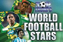 В казино Слотозал Мировые Звезды Футбола