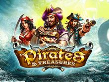 Pirates Treasures онлайн в Вулкан казино