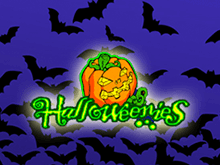 Halloweenies — играть на официальном сайте Вулкан казино