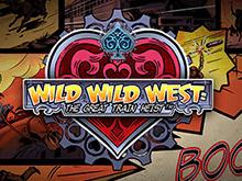 Wild Wild West: The Great Train Heist в Вулкан казино